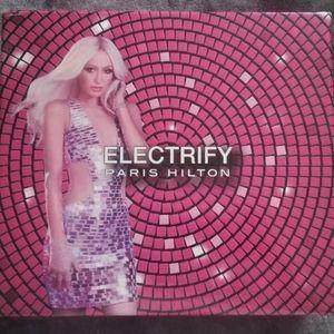 Electrify by Paris Hilton (4 Piece Fragrance Gift